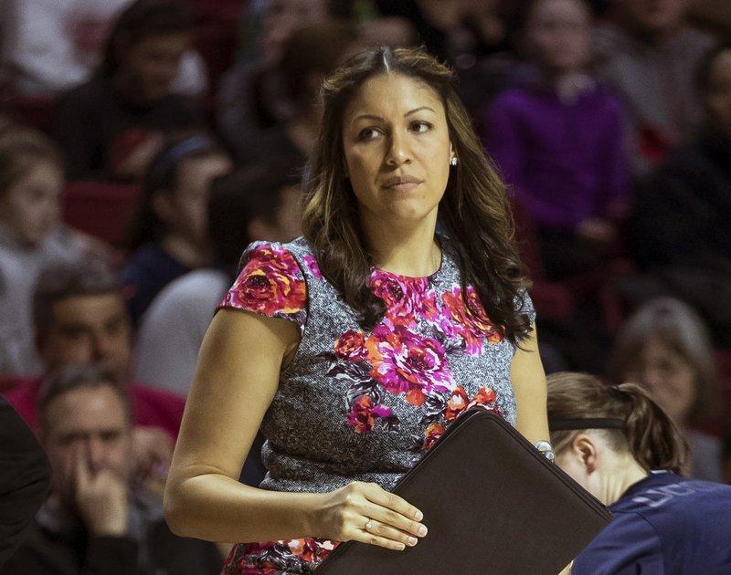 Wisconsin hires Marisa Moseley as women's basketball coach