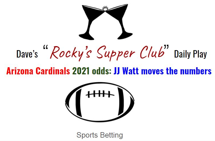 """Cards get a """"Wattage"""" upgrade in new futures odds"""