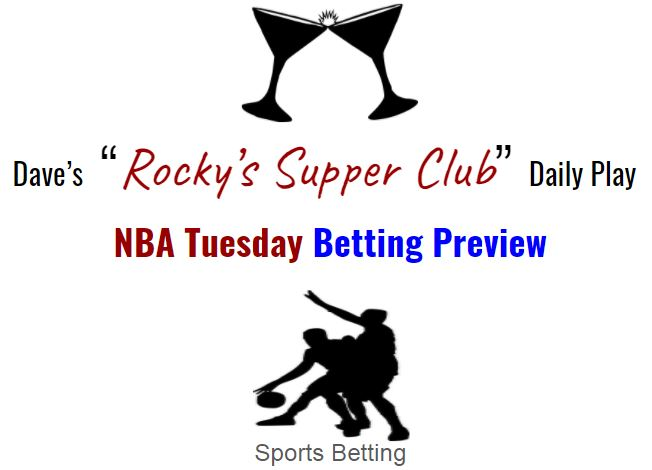 NBA Tuesday: Betting Preview (3 Big Games)
