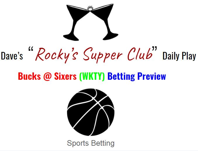 Bucks vs Sixers 2021: Round One (betting preview)