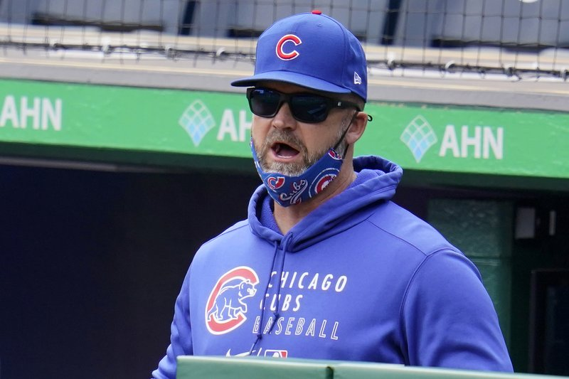 Chicago Cubs — playing at Milwaukee — concerned about possible COVID-19 outbreak
