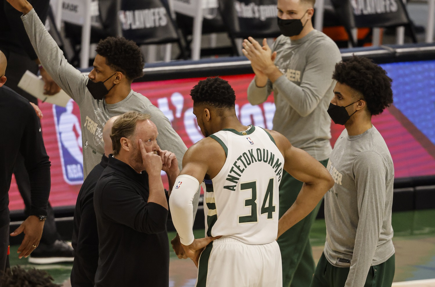 As series heads to Miami, Bucks-Heat starts to look personal — Holiday, home court unsung heroes, so far