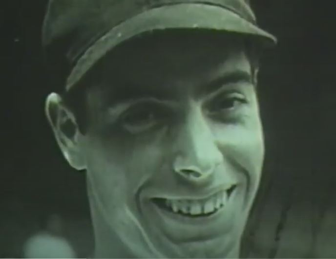 Joe Dimaggio makes his Major League debut on-this-day (1936)