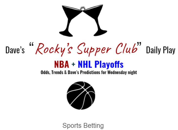NBA  & NHL Playoffs: Odds, Trends & Predictions