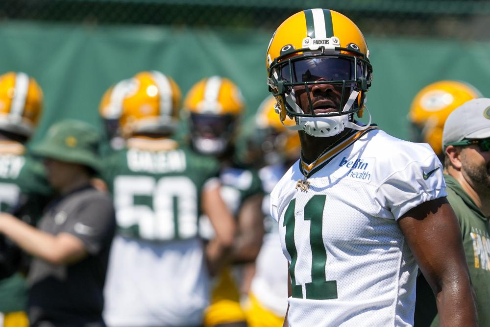 Packers' Funchess Ready For Comeback After Long Time Away