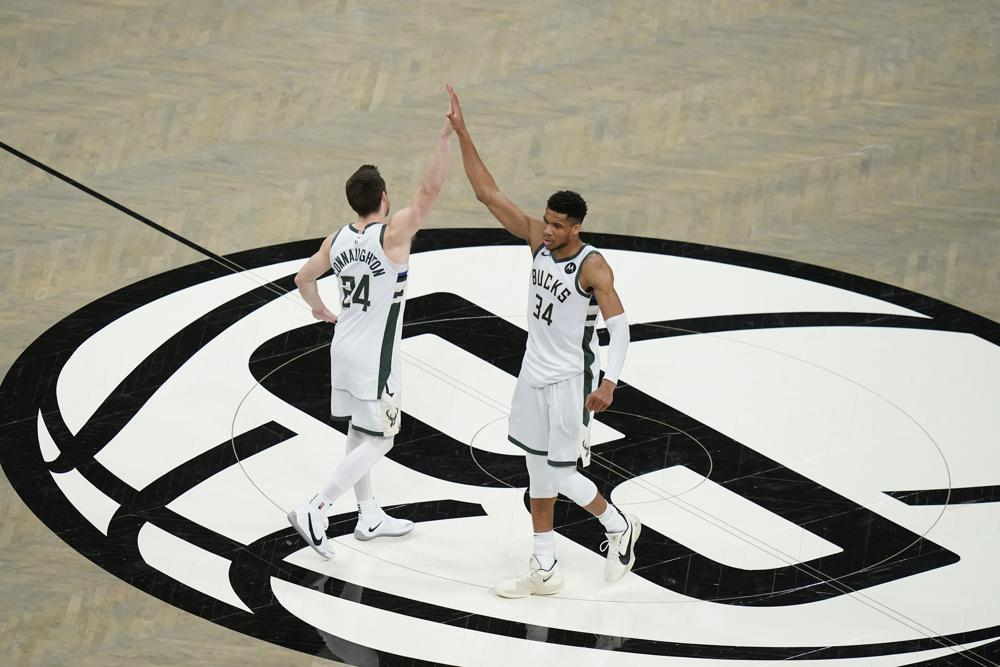 Bucks steal Game 7 from Nets in an INSTANT classic!