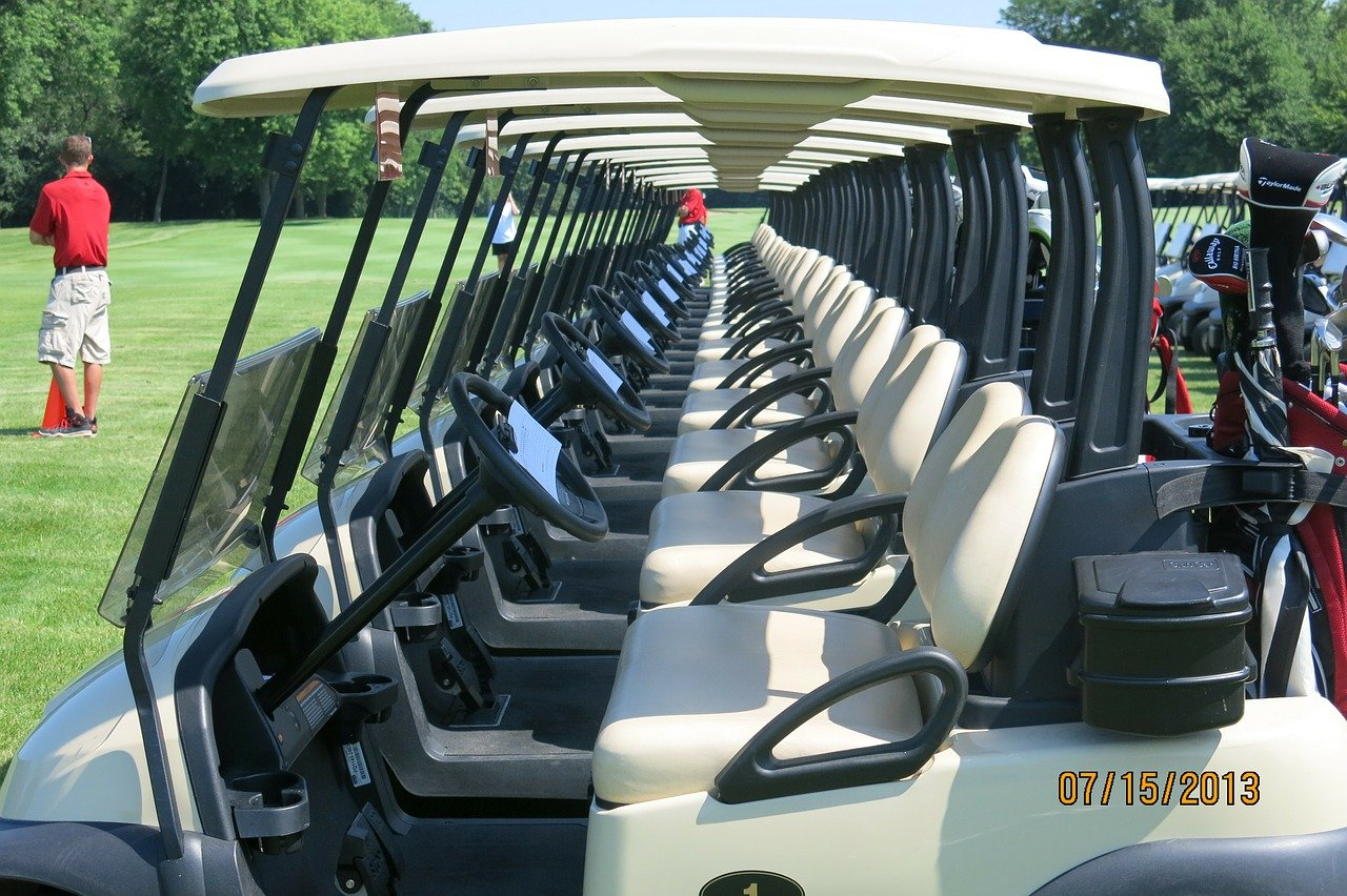 Feds: Man suspected of stealing at least 63 golf carts from Wisconsin, Minnesota, elsewhere