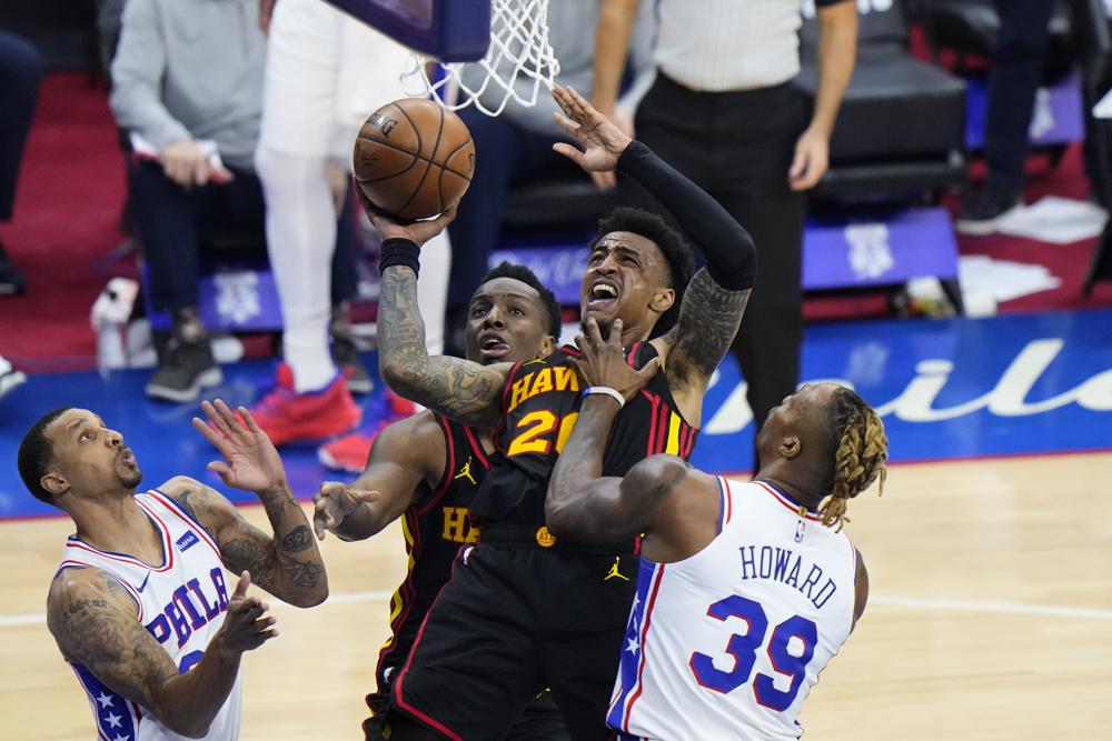 Collins' size a key in Hawks' matchup against Giannis, Bucks