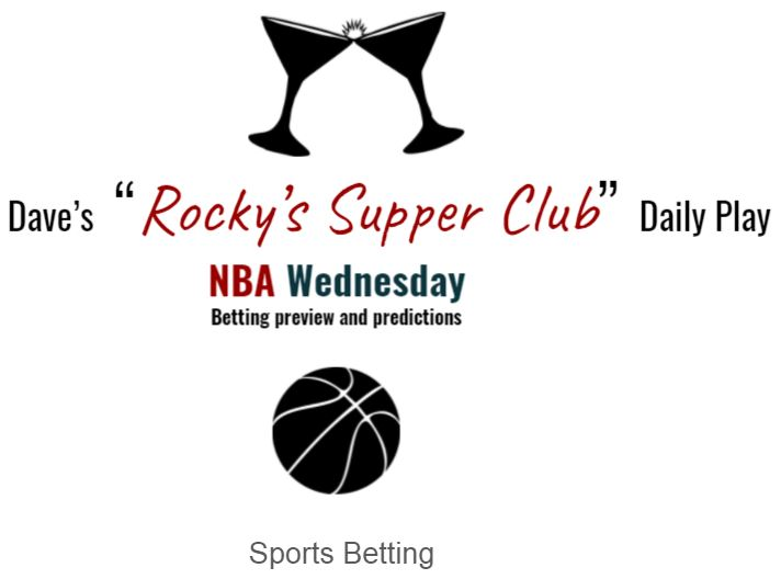 Wednesday NBA Playoffs: Betting Preview and Predictions