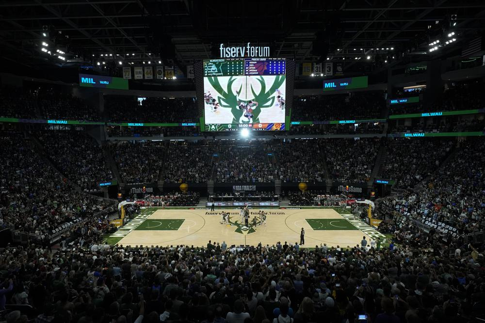 History awaits: Bucks try to focus with championship chance