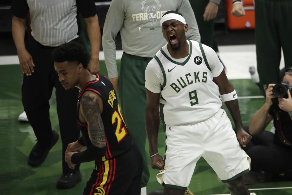 Bucks' Portis adapts to role, makes sure he's always ready