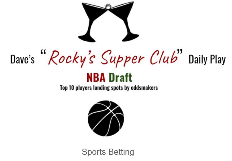 NBA Draft: Top 10 player odds