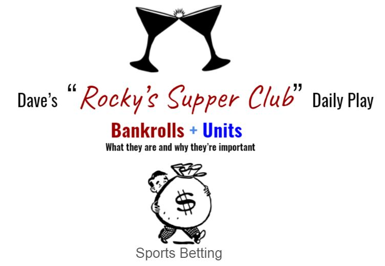 Bankrolls & Units. What are they and why are they important?