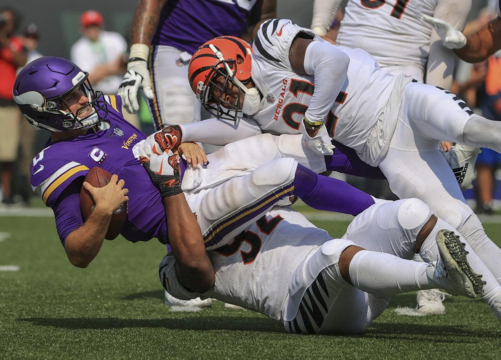 Flagged for inauspicious activity: Vikes dogged by penalties