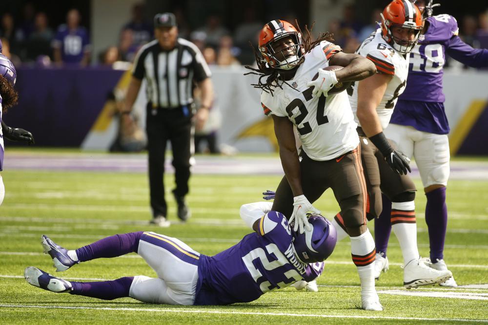 Panthers' Rhule: McCaffrey '50-50′ for Sunday vs. Vikings
