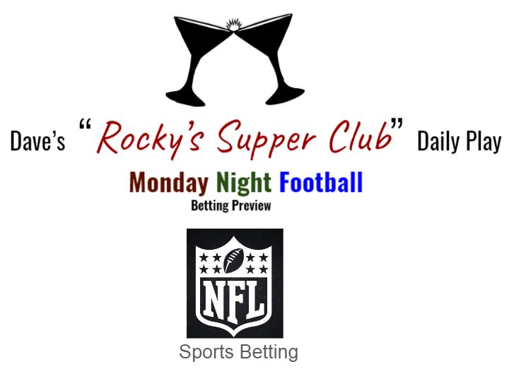 MNF (Raiders @ Chargers) Betting Preview