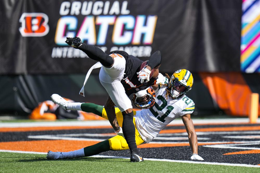 Packers keep finding solutions as they work through injuries