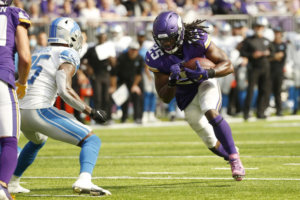 Half empty: Vikings offense dissects post-halftime problems